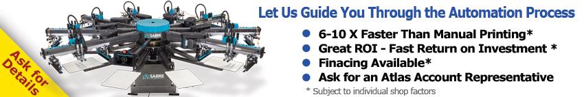 Automatic Textile Press