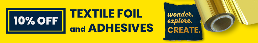 Foil and foil adhesive on sale